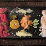 Carpacci Misti a seconda del pescato