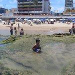 Farol da Barra Beach Foto