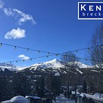 snowy winter photo of #Breck