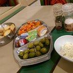 Standard mix of snacks