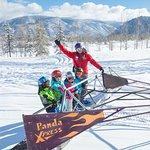 Kids love learning to ski at Panda Peak on Buttermilk