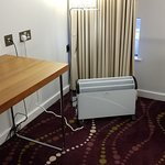 Not sure about this heater in a 4 star hotel.