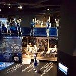 Autobús en el museo