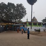 view from outside of temple