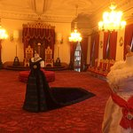 The King and Queen Reception Room