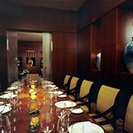 Herons Private Dining Room