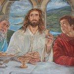 Ella Yates Last Supper Mural, Presentation Sisters Convent