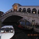 Rialtobrücke Foto