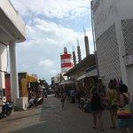 Centro de Isla Mujeres