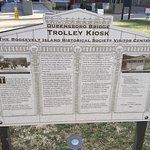 Foto de Roosevelt Island Historical Society Visitor Center Kiosk