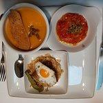Photo de Parador de Olite. Restaurante Teobaldos