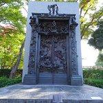 "Rodin's ""Gates of Hell"""