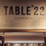 Our newly branded restaurant TABLE 22 !!