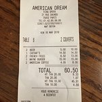 Photo of American Dream