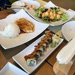 Shez Sushi nice place to eat sushi
