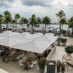 Mambo Beach, vista do Boulevard
