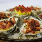 Oysters Tasso