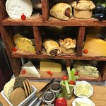 Afternoon Cheese and Afternoon Teas at Poppies Cafe