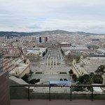 View to Placa Espanya