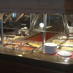 Hot And Cold Lunch Buffet