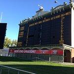 The old Scoreboard