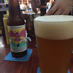 We have found beer heaven in Playa Del Carmen, the food is tasty, beer selection is great and th