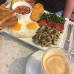 Best vegetarian Breakfast in Qld. My family favourite place to eat. Fantastic staff , so helpful