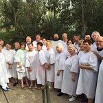 Our team baptisms...