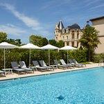 Chateau Grand Barrail Foto