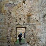 doorway in ruins
