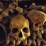 paredes de ossadas
