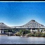 The big iconic Story Bridge