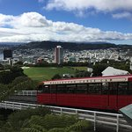 Fabulous views of Wellington