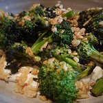 Wood Grilled Broccoli