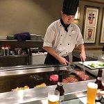 Zdjęcie Hatsuhana Japanese Restaurant