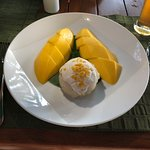 The Final Mango and Sticky Rice