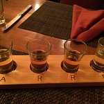 Flying V Tequila Tasting - chef's choice $25 level