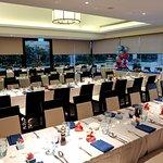 Wedding Dinner Venue at Aquamarine