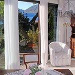 Garden-Apartment mit Wohnzimmer mit Küche, Schlafzimmer, 2 Terrassen