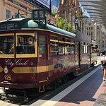 City Circle Tram Foto