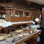 Farondole des fromages, merci christopher