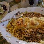 Schnitzel Roma