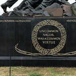Photo of U.S. Marine Corps War Memorial