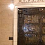 Door to main temple