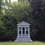 Bild från Vicksburg National Cemetery