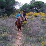 Enjoying the Algarve countryside