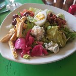 Love this salad has everything to make you feel healthy and refreshed.