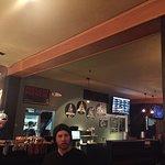 TVs and bar
