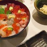 ルームサービス 海鮮丼