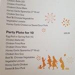 Foto de Sun Prince Restaurant